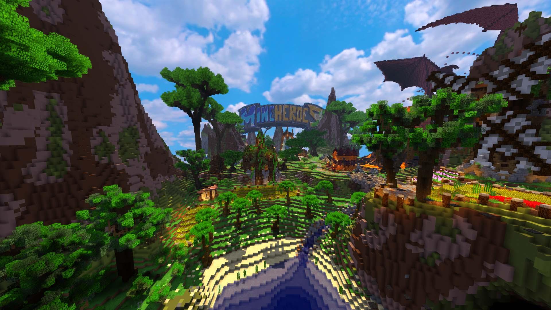 MineHeroes - Minecraft Server